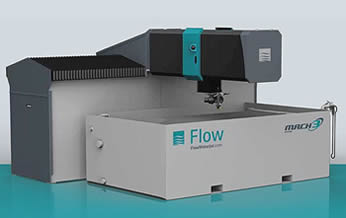 Flow Waterjet Cutting Machinery